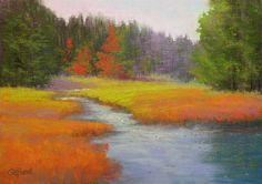 Autumn Stream - #Adirondack