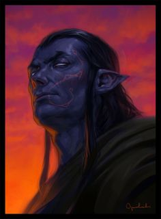 Elf dude by Greg-Opalinski on deviantART