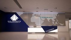 Company Reception Counter Design on Behance Office Space Design, Workplace Design, Office Interior Design, Office Interiors, Interior Design Living Room, Reception Counter Design, Office Reception, Office Pictures, Luxury Office