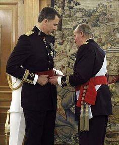 Spain's crown prince becomes King Felipe VI June 19, 2014.