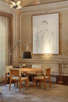 Tolomeo mega for dining table
