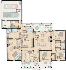 Love floor plan