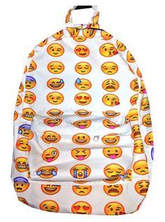 emoji #backpack #backtoschool #schoolbag | EMOJICON | Pinterest ...
