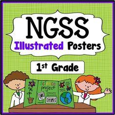 Next Generation Science Standards (1st Grade)