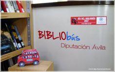 Desde el Bibliobús de Ávila Flat Screen, Blood Plasma, Flatscreen, Dish Display