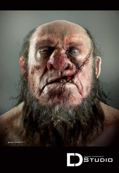 ArtStation - Giant , Daniel Carrasco