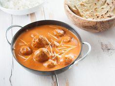 Falafel Curry