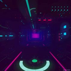 BADCODEC loop design 3d trippy