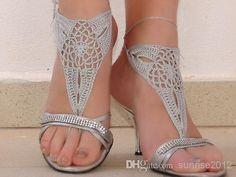 Resultado de imagem para sandalias pes descalços