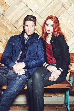 Only you & me. #leecooper #blog #blogger #beautiful #couple #cute #winter #mode #model #look #love #jean #denim #denimlove #famous #fashion #fashionblogger #style #sexy #photooftheday #instagood #instafashion #rock #art #aw15 #tattoo #ootd #rocknroll #new #newcollection