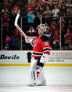 Martin Brodeur At His Last Game For The New Jersey Devils - April 13, 2014. -NYTimes.com