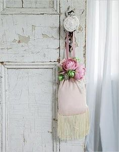 Romantic door hanger