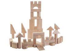 PlanToys – Unit Blocks – 50 pieces