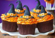 Cupcakes d'HalloweenDécouvrir la recette des cupcakes d'Halloween