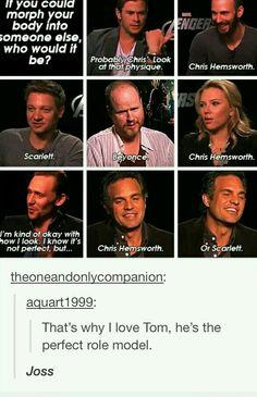 Leave it to Joss.