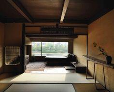 B R E A T H. Japanese Home Design, Japanese Style House, Traditional Japanese House, Japanese Modern, Japanese Architecture, Interior Architecture, Interior And Exterior, Interior Design, Sala Tatami