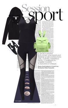 """Untitled #58"" by sadietots ❤ liked on Polyvore featuring Victoria's Secret, Sweaty Betty, Grafea, NIKE and sportystyle"