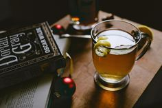 SNAP Hot Toddy recipe