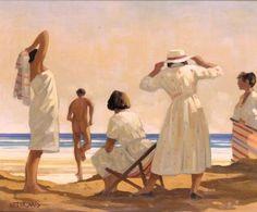 Voyeurs on the Beach