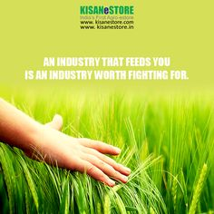 Agriculture Quotes 30 Best Agriculture Quote   KISANeSTORE images in 2019  Agriculture Quotes