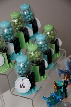 Little Big Company | The Blog: Skylander Themed Party by Chic Style Events