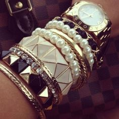 Studs, Pearls, and Marc Jacobs