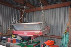 Toro Workman Mounted 1800 Topdresser - For Sale -