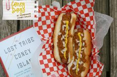 Coney Dogs with Homemade Coney Sauce | girlichef.com