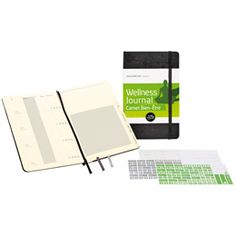 Moleskine® Wellness Journal