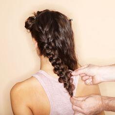 Put up long hair? No problem! Hair Highlights, Dreadlocks, Hairstyle, Long Hair Styles, Beauty, Sissi, Nails, Long Hair, Hair Products