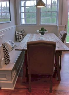65 Nice Banquette Sitting Ideas for Kitchen