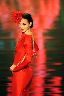 A moda Flamenca