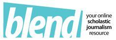Blend Journalism Education Website from BSU
