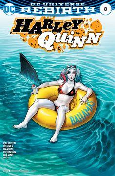 Harley Quinn #08 (Rebirth)v