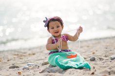 Little Mermaid First Birthday!