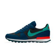 zapatos azules nike