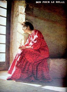 Marimekko 1960s Princess Dress