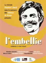 L'embellie, hommage à Jean Ferrat, Nouaillé-Maupertuis, Poitou-Charentes