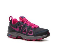 Nike Women's Air Alvord 10 Trail Running Shoe - I have these, they're great! Super comfortable and good for walking. Athletic Women, Athletic Shoes, Fashion Shoes, Fashion Accessories, Fashion News, Shoe Boots, Women's Shoes, Trail Running Shoes, Me Too Shoes