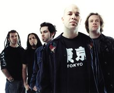 Finger Eleven - saw these guys back in 1995 when they were still called the Rainbow Butt Monkeys :)