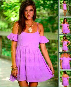 fav purple dress