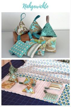 100 Brilliant Projects to Upcycle Leftover Fabric Scraps - Mintain Sewing Hacks, Sewing Tutorials, Sewing Crafts, Diy Crafts, Sewing Tips, Sewing Ideas, Fabric Remnants, Fabric Scraps, Diy Mode