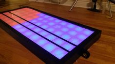 Simple LED WallBoard