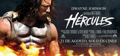 Produccion de vallas digitales para Hércules de Paramount Pictures México