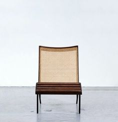 #jwbchair Brazilian Lounge Chair by L'ATELIER 1960s. Sold by www.1stdibs.com via Jon W Benedict. Instagram
