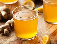 Kombucha er en gjæret drikk med te, som er bra for magen