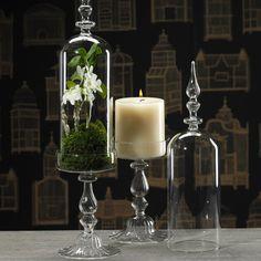 Paris Terrarium Lidded Candleholder