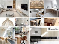 MODERN AND SUSTAINABLE INTERIOR DESIGN by Lixbert - SampleBoard