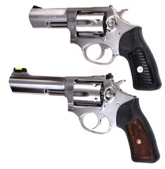 Real Guns - Ruger's SP101 357 MagnumLoading that magazine is a pain! Get your Magazine speedloader today! http://www.amazon.com/shops/raeind