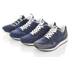 new style 56789 82f7a Nike Sportswear Grey   Navy Pack Nike Lunarglide, Grey Sneakers, Nike  Sportswear, Nike